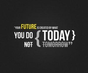 inspirational quote status