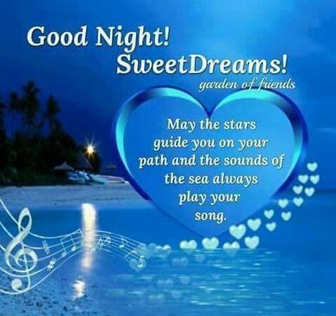 Good Night Prayers SMS