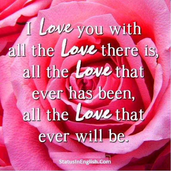 deep long love messages