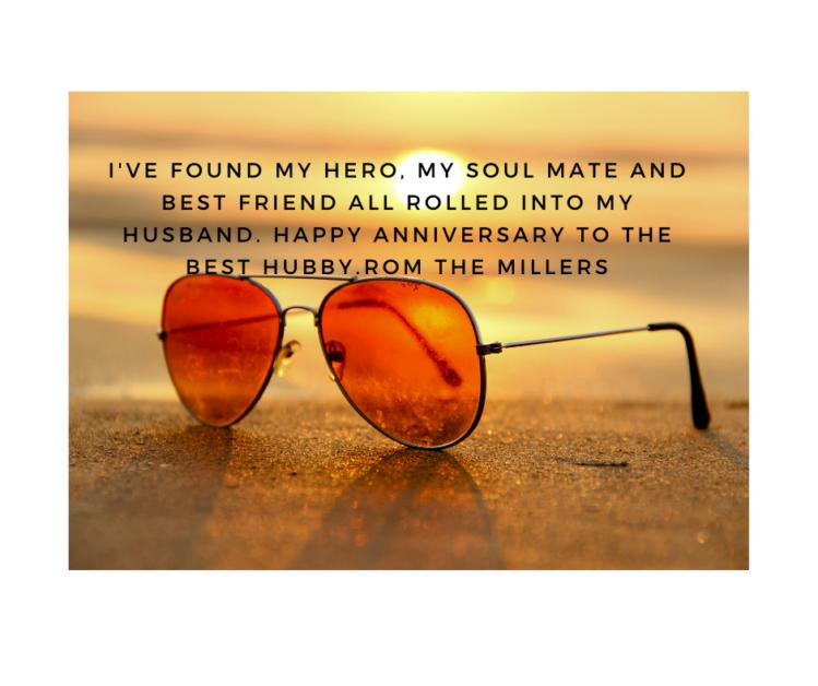 happy anniversary status