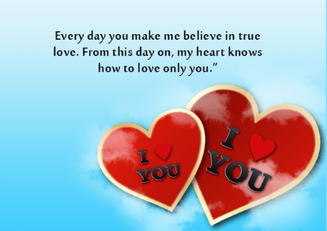 long deep love messages for her