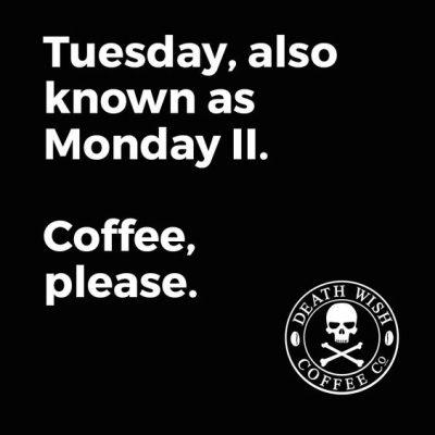 Tuesday Coffee Pic