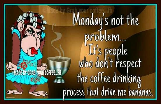 Funny Monday Coffee Quotes