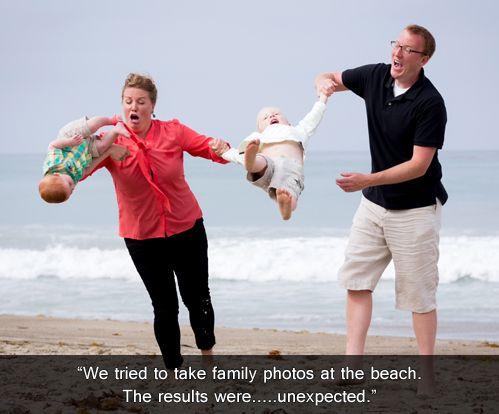 RIB CRACKING FUNNY FAMILY CAPTIONS