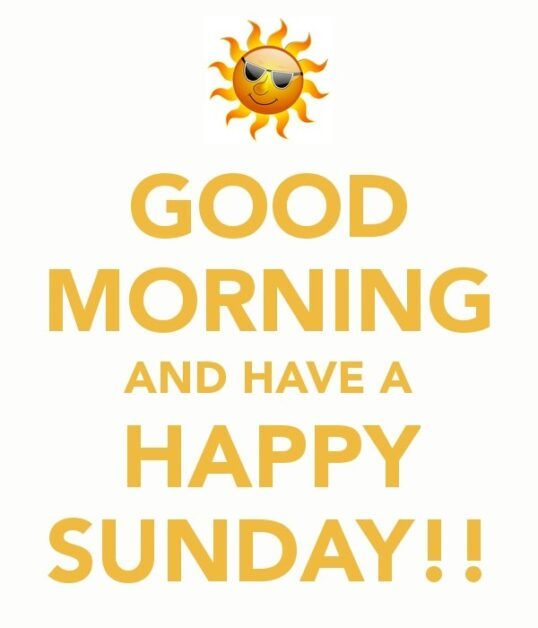 Sunday Status and quotes