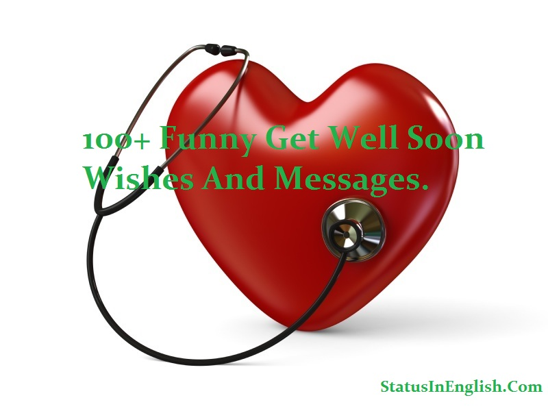 funny get well wishes and messages