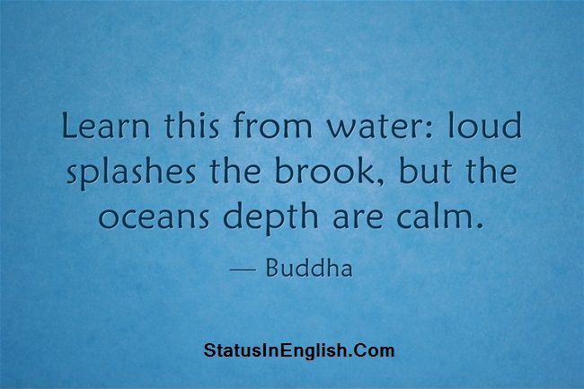 Real Buddha Quotes On Self Realization